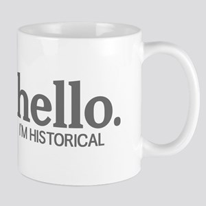 Hello I'm historical Mug