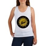 skull and hand bones Women's Tank Top
