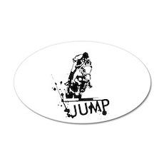 EQUESTRIAN JUMP Wall Sticker