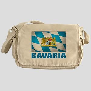 Bavaria/Bayern Messenger Bag