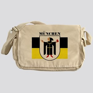 Munchen/Munich Messenger Bag