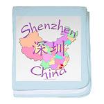 Shenzhen China baby blanket