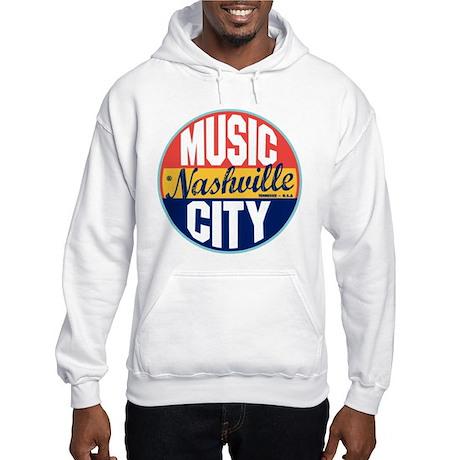 E 'una Cosa Di Nashville Donne Maglia Con Cappuccio 3dQnZw