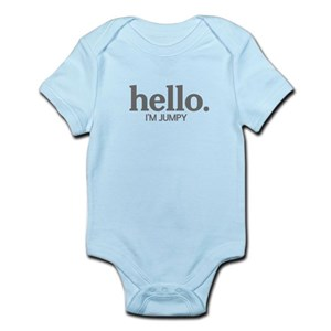 85a91d1e2f11 Jumpily Baby Clothes   Accessories - CafePress