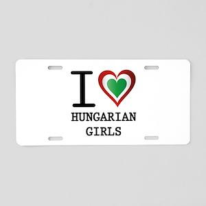 I love Hungarian girls