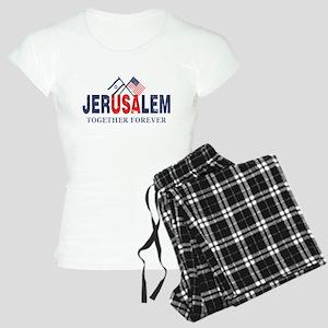 Jerusalem Women's Light Pajamas