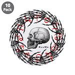 Skull and hand bones 2 3.5