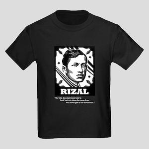 Rizal Kids Dark T-Shirt