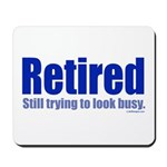 Retirement Mousepad
