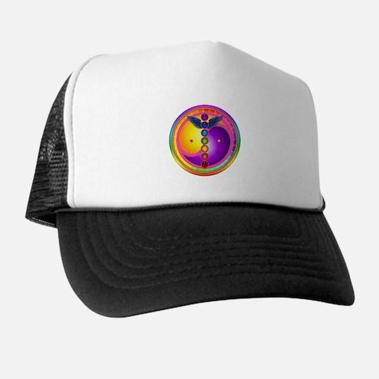 Chakra Mandala Trucker Hat