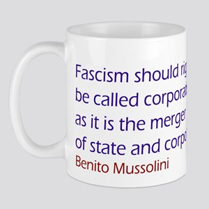 Fascism Mug