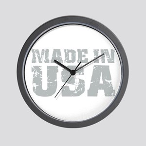 Made In USA Wall Clock