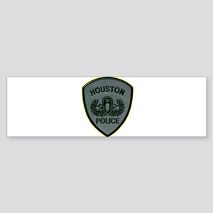 Houston Police E.O.D. Sticker (Bumper)