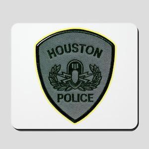 Houston Police E.O.D. Mousepad