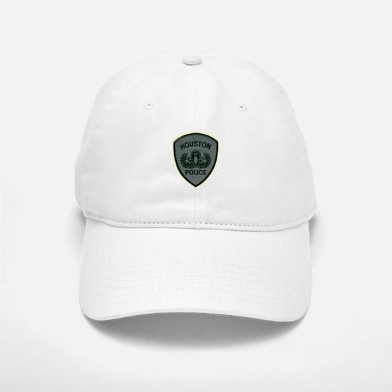 Houston Police E.O.D. Baseball Baseball Cap