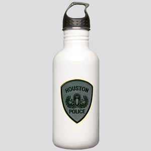 Houston Police E.O.D. Stainless Water Bottle 1.0L