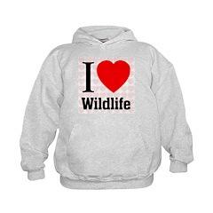 Wildlife Hoodie
