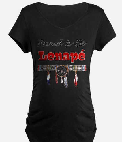 Proud to be Lenape' T-Shirt