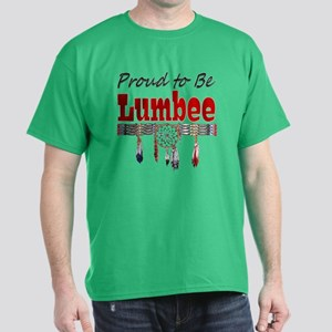 Proud to be Lumbee Dark T-Shirt