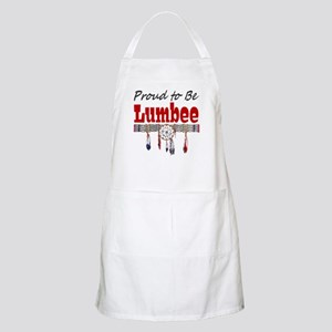 Proud to be Lumbee Apron