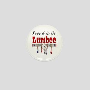 Proud to be Lumbee Mini Button