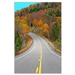Winding Road 278 Poster