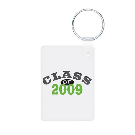 Class of 2009 Aluminum Photo Keychain