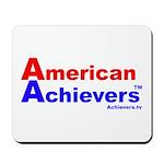 American Achievers TM R-B Logo Mousepad