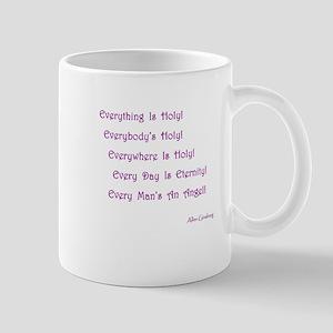 Allen Ginsberg Gifts Mug