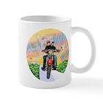 Guardian Blessing 2 Riders Mug