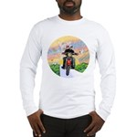 Guardian Blessing 2 Riders Long Sleeve T-Shirt