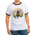 Guardian Blessing 2 Riders Ringer T