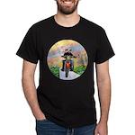 Guardian Blessing 2 Riders Dark T-Shirt