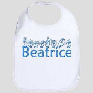 Beatrice Bib