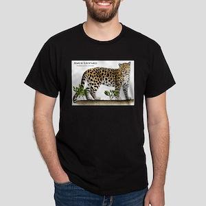 Amur Leopard Dark T-Shirt