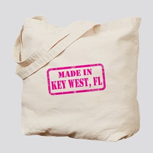 MADE IN KEY WEST Tote Bag