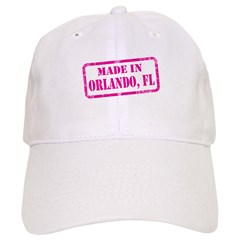 MADE IN ORLANDO Baseball Cap