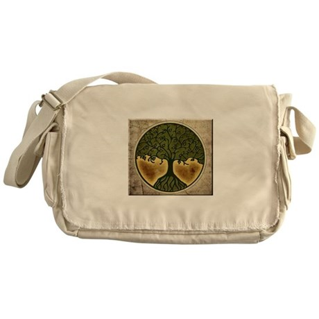 Tree of Life Messenger Bag