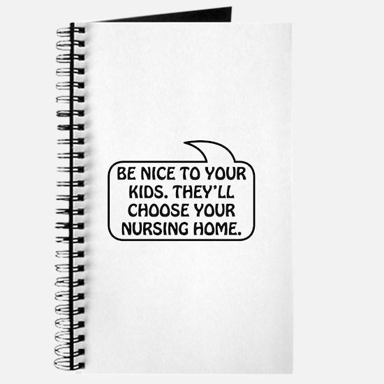 Nursing Home Bubble 1 Journal
