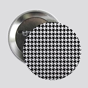 "HOUNDSTOOTH 2.25"" Button"