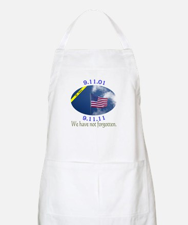 9-11 We Have Not Forgotten Apron