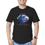 9-11 We Have Not Forgotten Men's Fitted T-Shirt (d