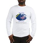 9-11 We Have Not Forgotten Long Sleeve T-Shirt