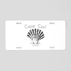 Cape Cod Est.1620 Aluminum License Plate