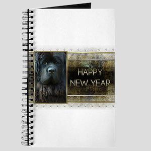 New Year - Golden Elegance - Newfie Journal