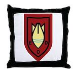 Dutch EOD Throw Pillow