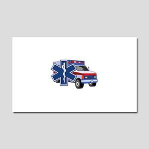 EMS Ambulance Car Magnet 20 x 12