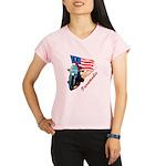 Paramedic Biker Performance Dry T-Shirt