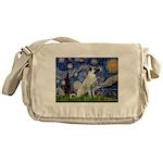 Starry-AnatolianShep 2 Messenger Bag