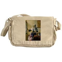 Pitcher-Aussie Shep1 Messenger Bag